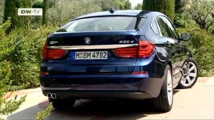 Test it! The BMW 5-series GT | drive it