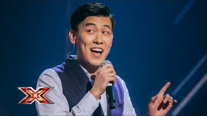 "Адильхан Макин. ""Perfect"". (Ed Sheeran). X Factor Kazakhstan. 7 Сезон. Эпизод 11"
