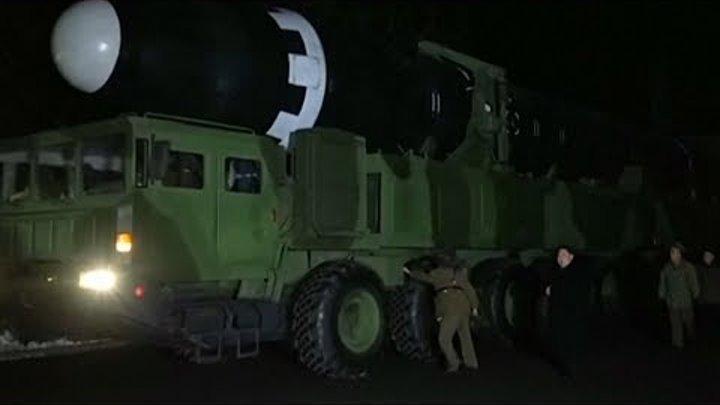 Ким Чен Ын: создание ядерных сил завершено!