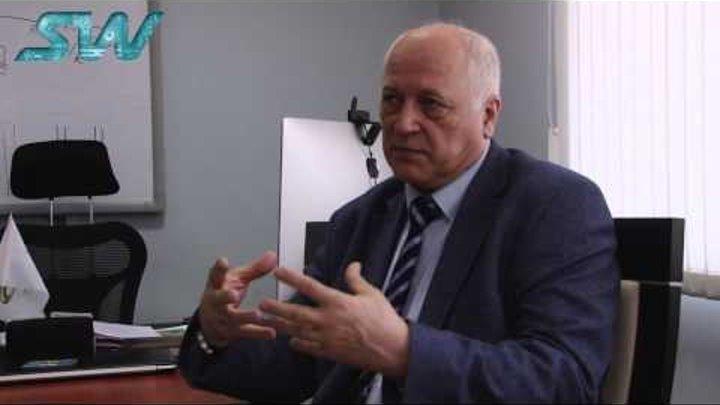 Интервью с доктором технических наук Михаилом Орловым на встрече с Анатолием Юницким