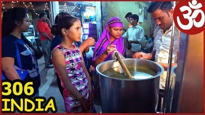 ИНДИЯ ДЕЛИ Вонючая Вода в Отеле. Уличная Еда на Paharganj Индийский Новый Год