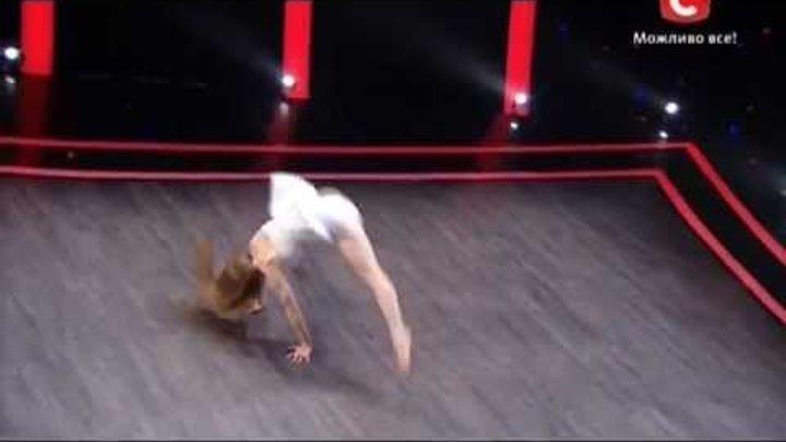 Танцуют все 6 сезон - Анастасия Романенко