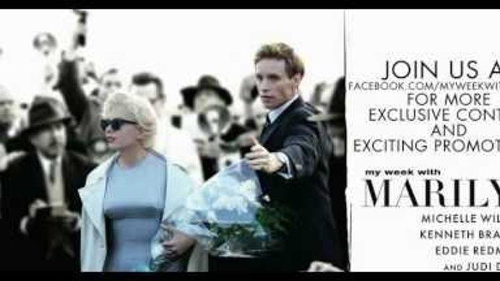 7 дней и ночей с Мэрилин Монро. Русский Трейлер 2012 HD