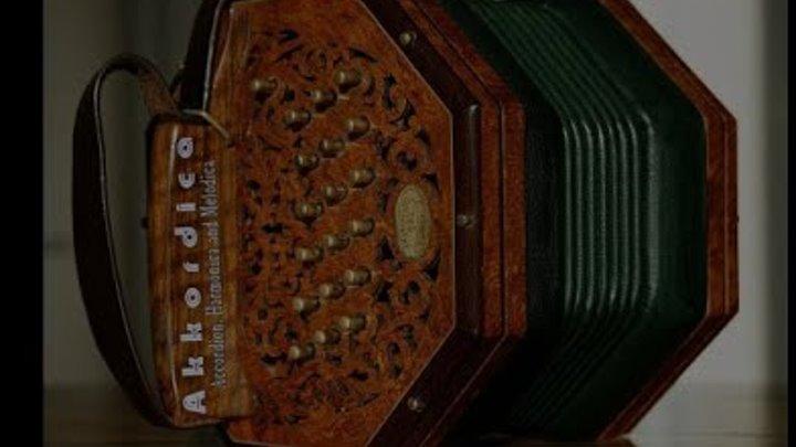 Virtual Anglo Concertina VST: El Reloj (Bolero) Akkordica, Strings,  Mandolin, Bass, Latin Percussion