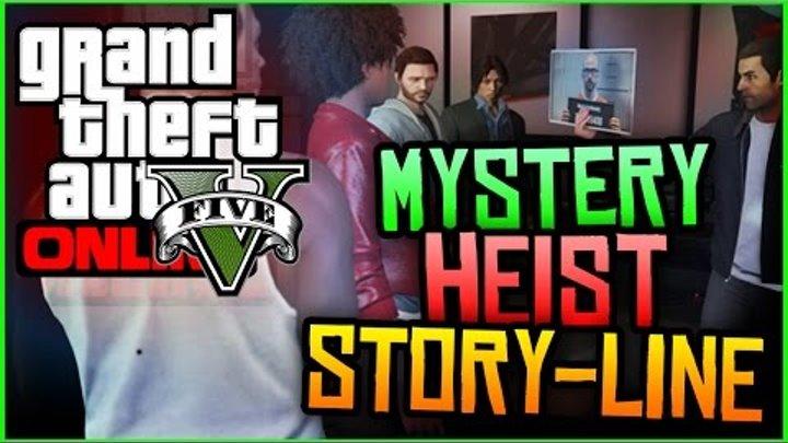 GTA 5 Mystery - The Heist Storyline, Military Secrets & Agent 14! (GTA 5 Online Heists)