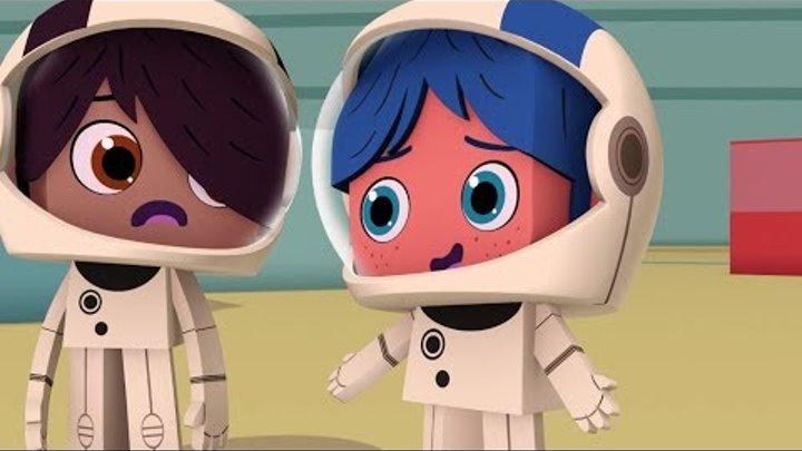 Мультфильмы про приключения - ЙОКО - Сборник - Интересные мультики для детей