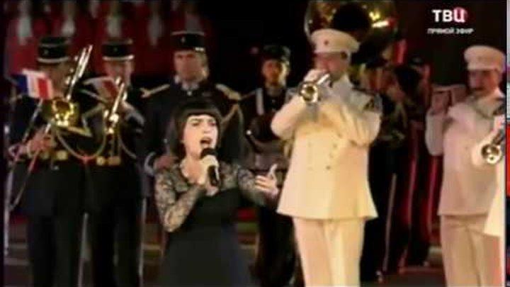 Mireille Mathieu 'Спасская Башня' 2013 Дорогая моя столица!