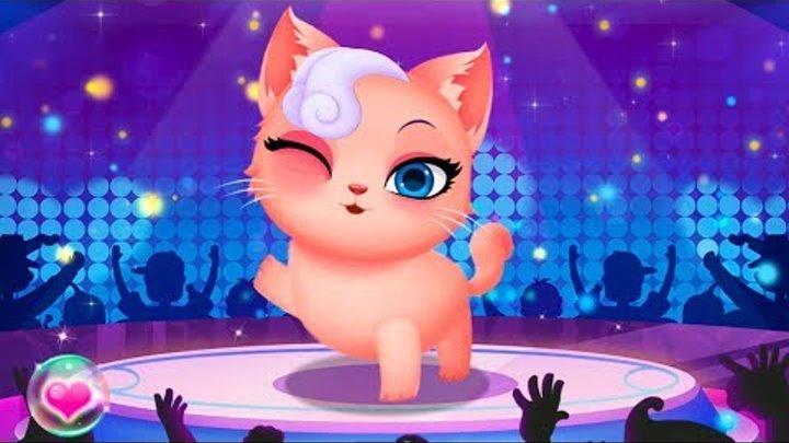 ПРИКЛЮЧЕНИЕ ДОМАШНИХ ЖИВОТНЫХ как МИСС ГОЛЛИВУД игровой мультик видео для детей про кошек #ПУРУМЧАТА