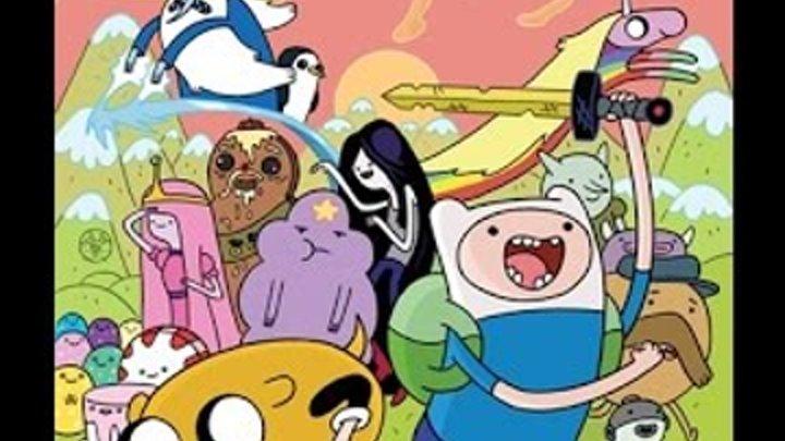 Время Приключений Квест Джейка \ Adventure Time Jake's Tough Break