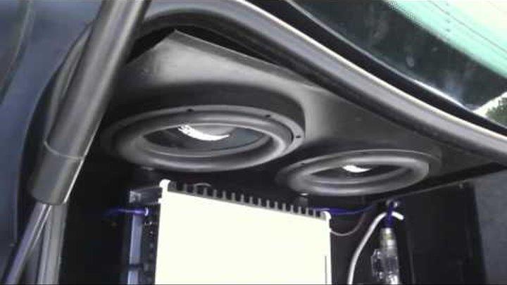 Sundown Audio SA-10's