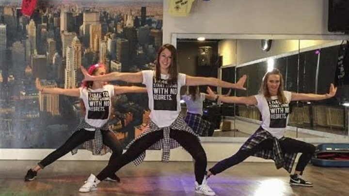 Focus - Ariana Grande - Fitness Dance Choreography