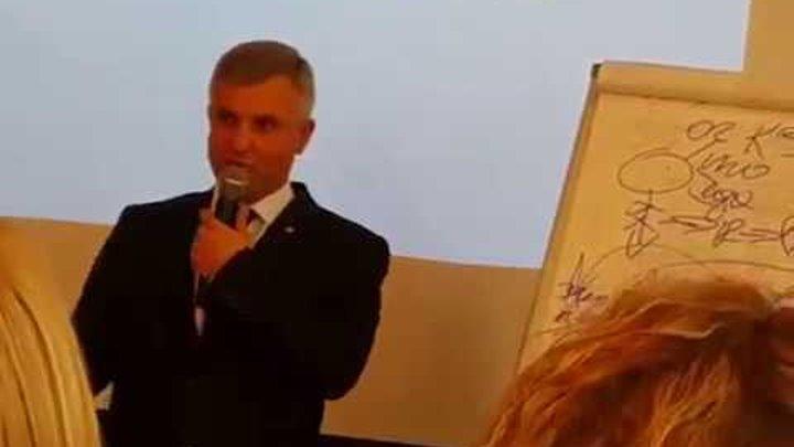 Возможности и Концепция здоровья Coral Club Сергей Костюченко,Зимняя Волна 2017