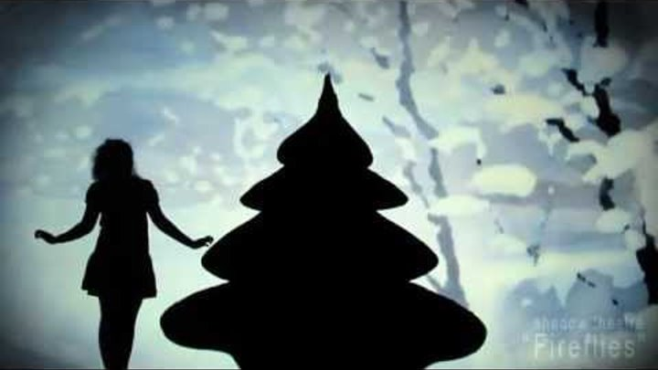 "Театр теней ""Fireflies"" - Новогодний сон / Shadow theater ""Fireflies"" - New Year's dream"