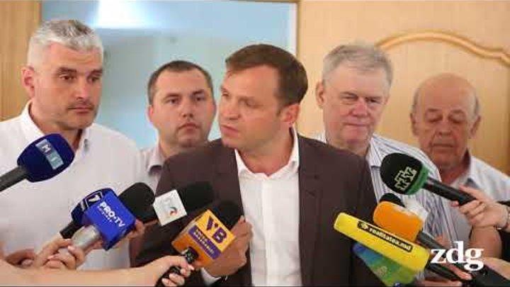 Cum motivează Andrei Năstase cererea de recuzare solicitată de avocatul său