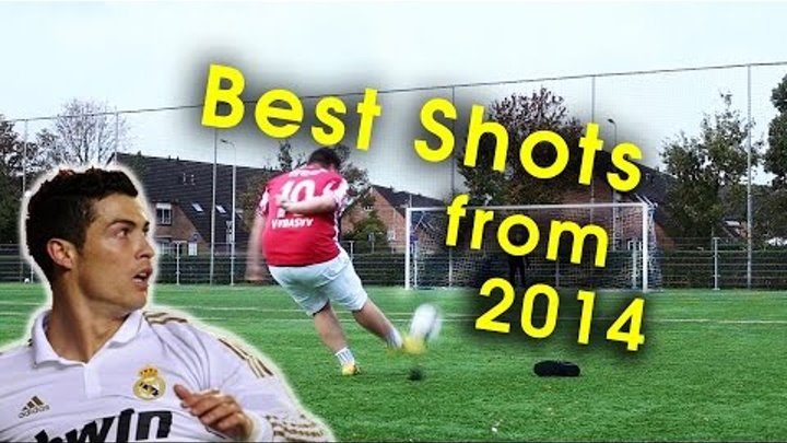 Best knuckleballs & Curve shots from 2014! - vvbasvv
