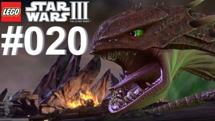 Let's Play LEGO Star Wars 3 The Clone Wars #020 Das Zillo Biest [Together] [Deutsch]