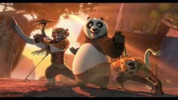 "Kung Fu Panda 2 ""We Will WOK You"" Big Game TV Commercial"