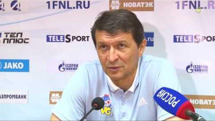 «Волгарь» 0 – 1 «Анжи»