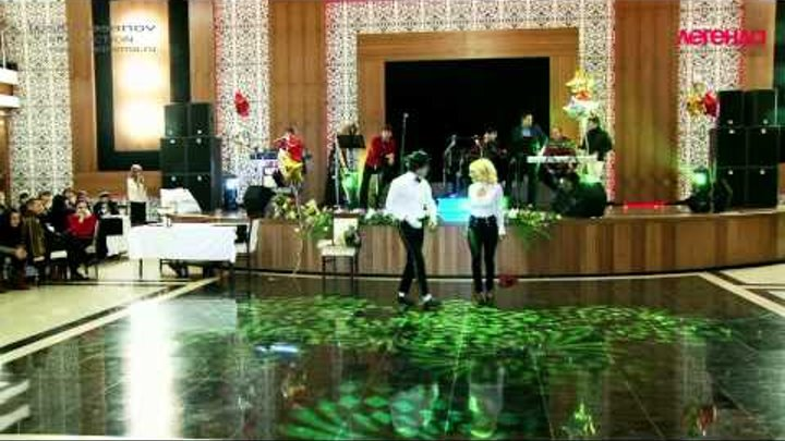Айваз и Гульдаста Мурадова Танцы со звёздами 17.12.2011