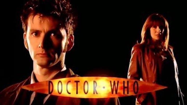 Доктор Кто 4 сезон трейлер (Doctor Who Season 4 Trailer)