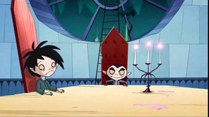 Школа Вампиров 9 серия 1 сезон Графская свита