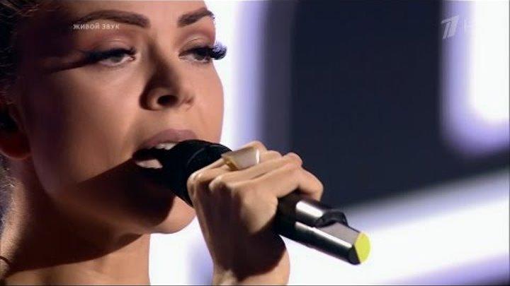 The Voice RU 2016 Oxana — «Карточный домик» Blind Auditions | Голос 5. Оксана Казакова. СП