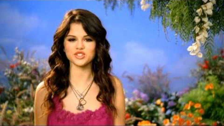 Selena Gomez - Cree, atrévete (Fly to your Heart + Letra)