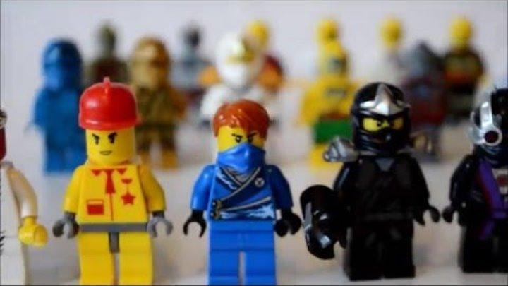 Лего Фигурки Много Чима Ниндзяго и др 3