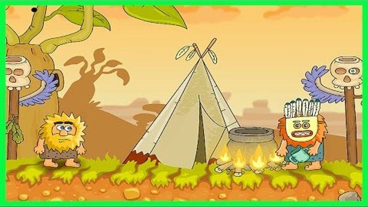 Адам и Ева 6 серия| Приключения,головоломка, мультик аниме!ADAM AND EVE