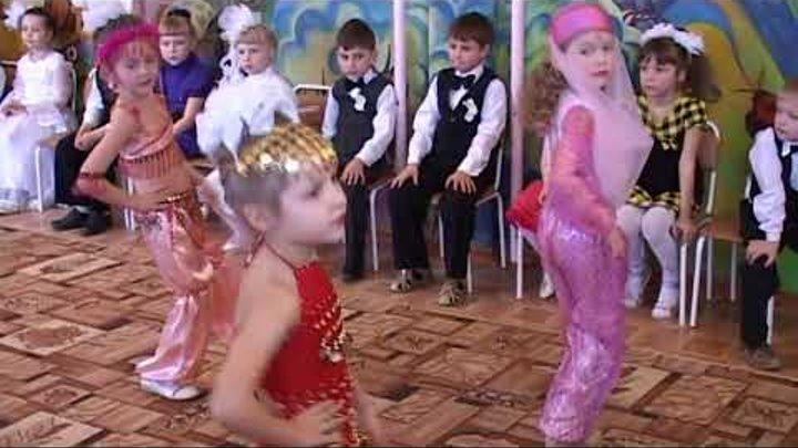 """Индийский танец: """"Джимми"""""""