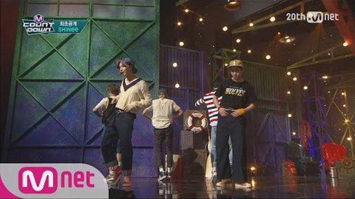 SHINee - 'VIEW' 0521 M COUNTDOWN COMEBACK