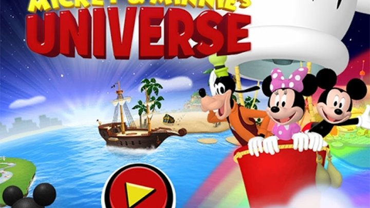 Mickey Mouse & Minnies Universe - Микки Маус игра