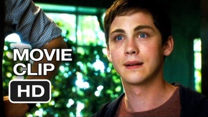Percy Jackson: Sea of Monsters Movie CLIP - Hi Brother (2013) - Logan Lerman Movie HD