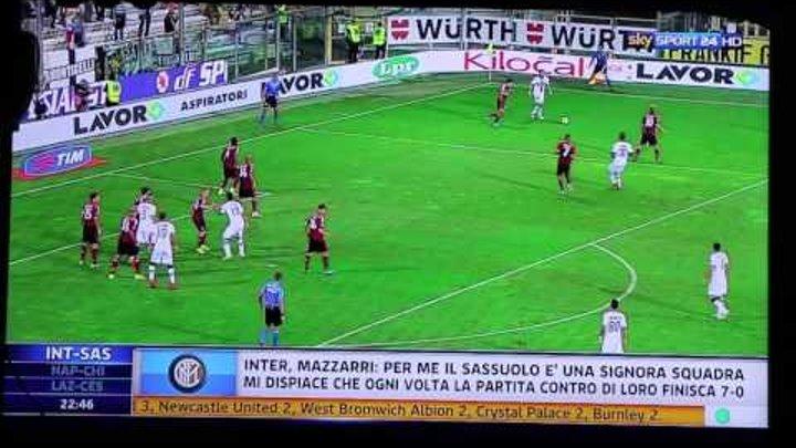 Parma-Milan 4-5 SKY HD - Ampia Sintesi - Full Highlights - All Goals