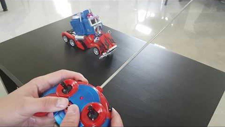 Робот-трансформер оптимус прайм опт игрушки Минск