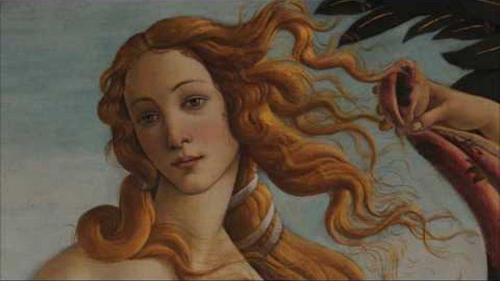 Sandro Botticelli - Nascita di Venere