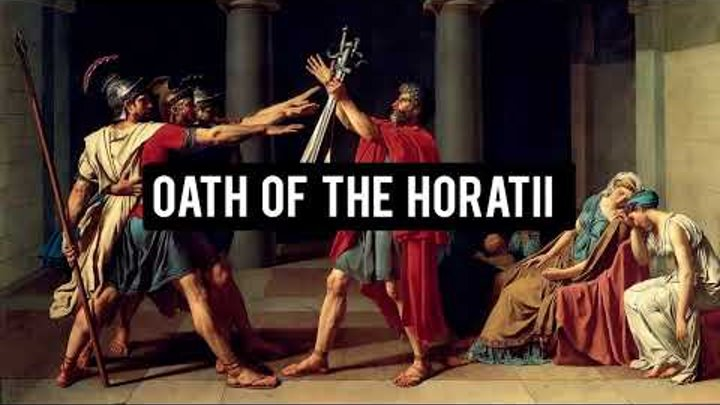 an introduction and an analysis of davids oath of the horatii Need writing the sanctity of oaths essay the sanctity of oaths essay examples top tag's hero university of michigan illegal immigration reflection french.