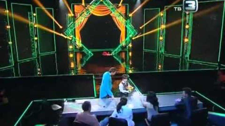Андрей Фёдоров 3 сезон 1 тур/Andrey Fedorov. 3 season 1 episode Udivi Menya