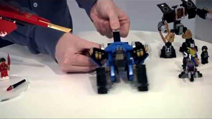 Лего ниндзяго видео от дизайнеров 2014