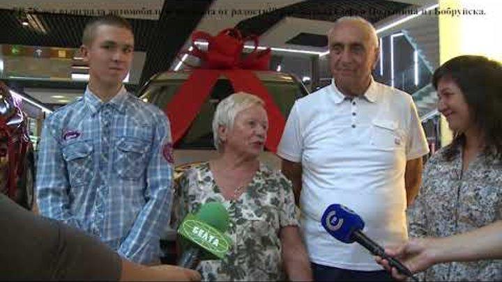 """""""В 78 лет выиграла автомобиль и прыгала от радости!"""" рассказала Софья Полынина из Бобруйска"""