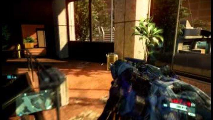 Crysis 2 Прохождение (Миссия 16 часть 2)