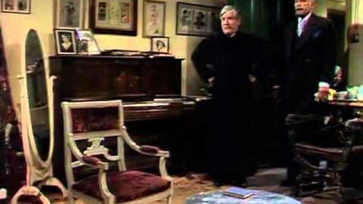 Отец Браун(детектив). Артист и алиби. 8 серия. Father Brown. The Actor and the Alibi