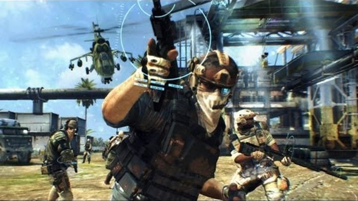 Ghost Recon: Future Soldier 'Multiplayer Trailer' TRUE-HD QUALITY