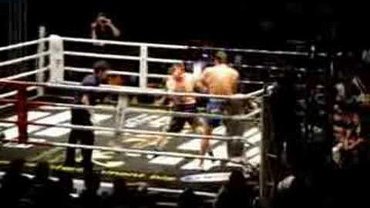 (Muaythai)2007.6.2 Fury in Macau Ramazan Ramazanov VS Malek