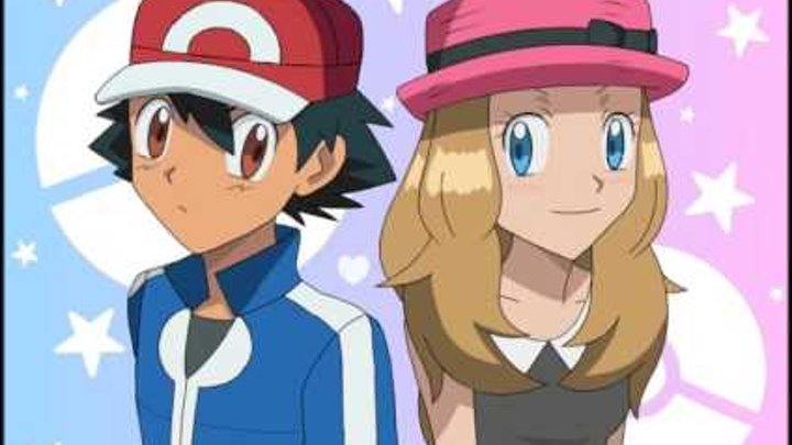 Amourshipping AMV - My Love
