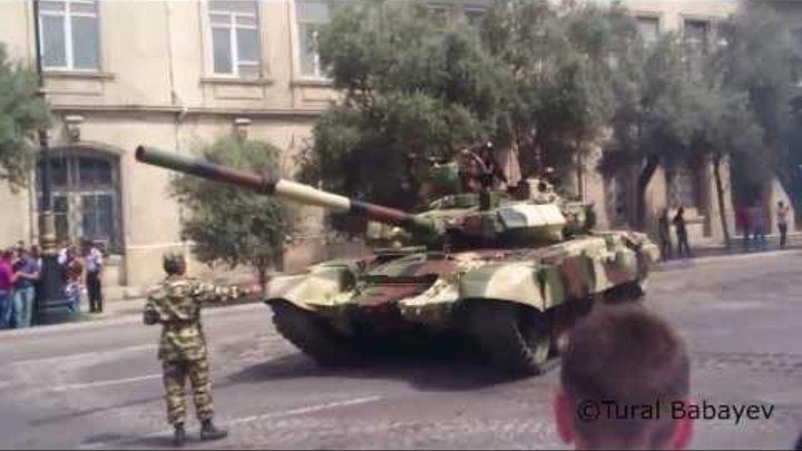 Herbi parad 26.06.2013 - military parade 26.06.2013. Baku, Azerbaijan