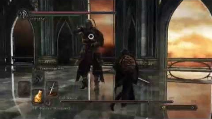 Dark Souls II - Сэр Алонн