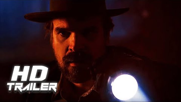 Stranger Things Season 3 Trailer #1 (2018) Winona Ryder, David Harbour/Netflix Series [HD] Fan Edit