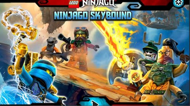 LEGO® Ninjago Skybound Action Android İos Free Game GAMEPLAY VİDEO