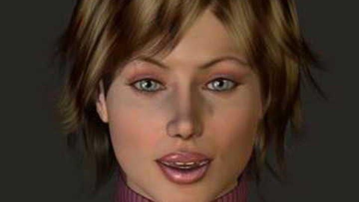 Virtual 3d Actor, Person, Avatar